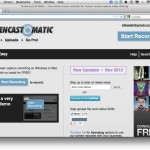 HowTo #4: Screencasts maken: Screencast-O-Matic
